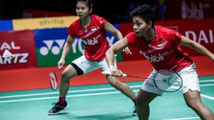 SEKARANG Greysia/Apriyani Main! Link TVRI Final Thailand Open 2021 di TV Online Usee TV dan BWF https://t.co/WF4FTldQ9O https://t.co/PmgMWRKBqg