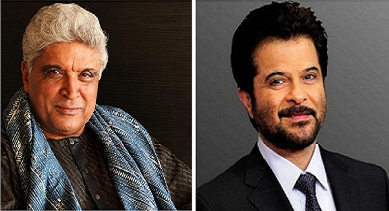 Anil Kapoor shares a heartfelt note for Javed Akhtar on his birthday see post #anilkapoor  #JavedAkhtar