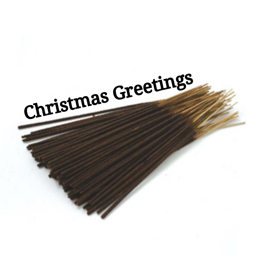 Incense Sticks | Christmas Greetings | 30 Incense Sticks | Incense Bundle  #PerfumeBodyOils #GiftShopSale #Incense #BlackFriday #Wedding #CyberMonday #HomeFragranceOil #HerbalRemedies #AromatherapyOil #Etsy #30IncenseSticks