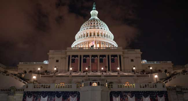Man With Gun, Over 500 Rounds Of Ammunition Arrested Near US Capitol
