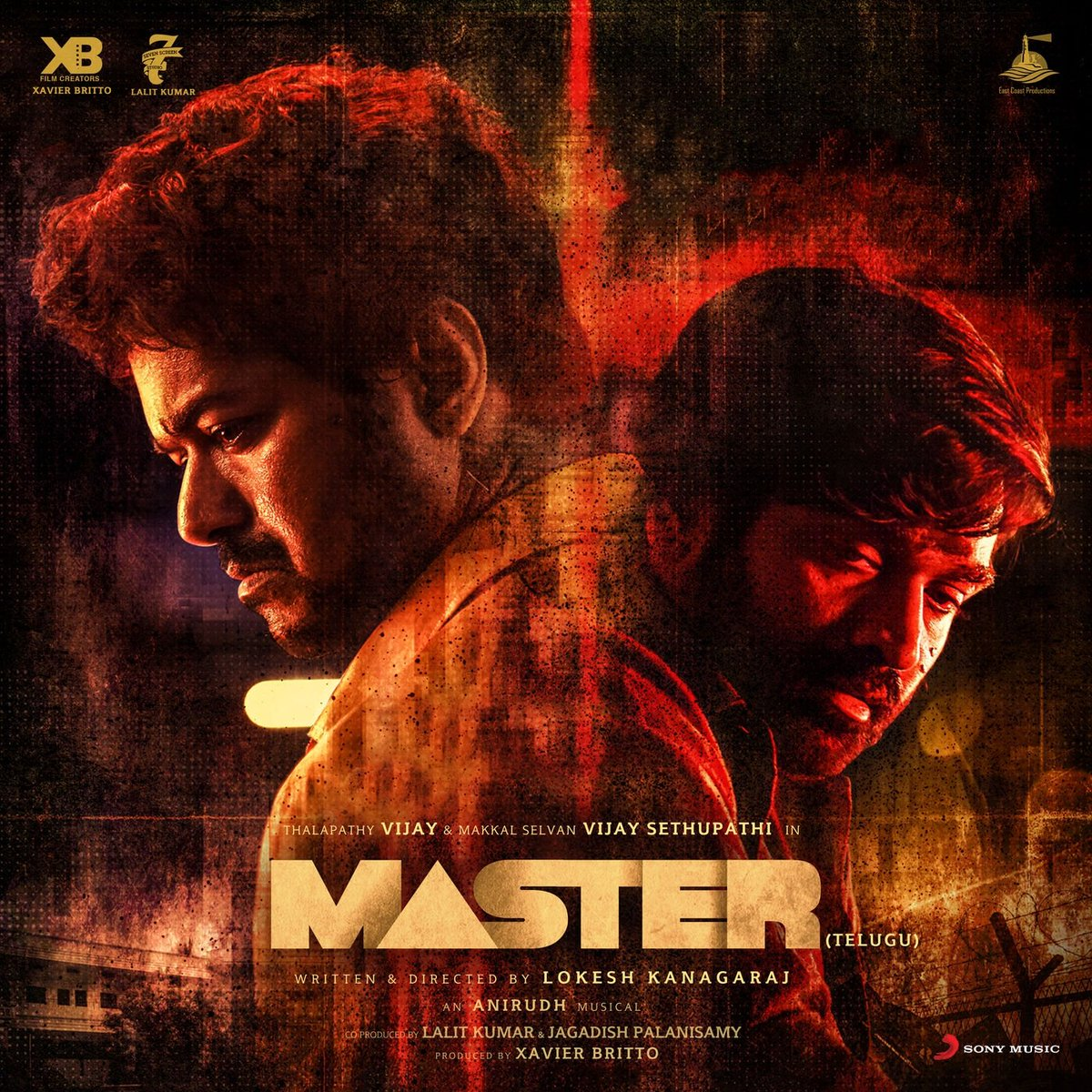 #Master #OneWordReview:- Tedious ⭐⭐1/2  A Movie Which Fails To Impress Due To Bad Direction  Positives:- #Vijay & #VijaySethupathi's Performance Decent Storyline Supporting Cast Music & BGM 🔥  Negatives:- Runtime [Too Lengthy] Weak Climax Editing Direction & Execution