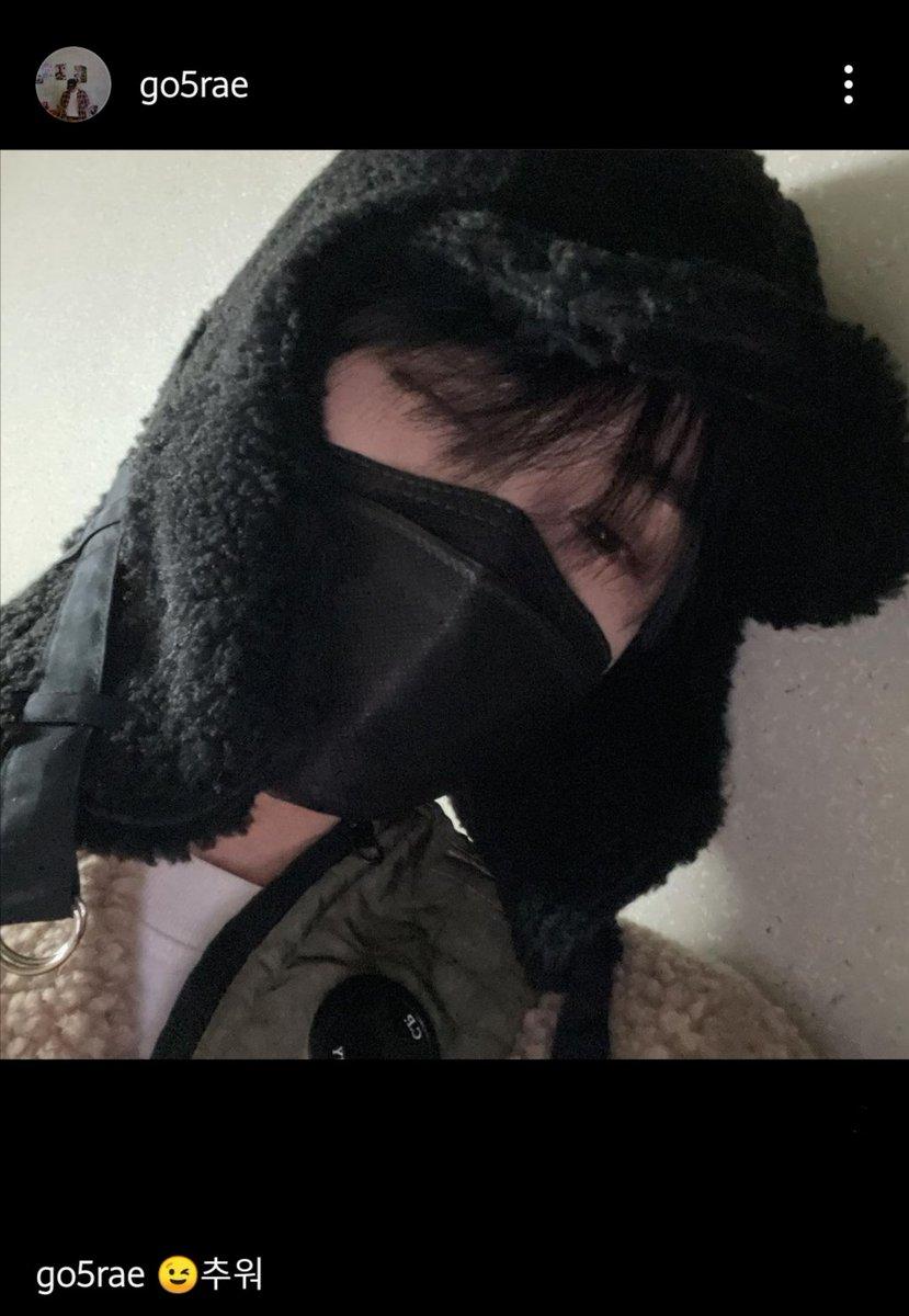 Minhyuk posted on IG go5rae #Minhyuk #MONSTA_X #몬스타엑스  @OfficialMonstaX