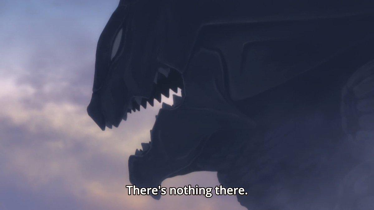 It's Godzilla! 🤣 #SSSSGridman #Toonami