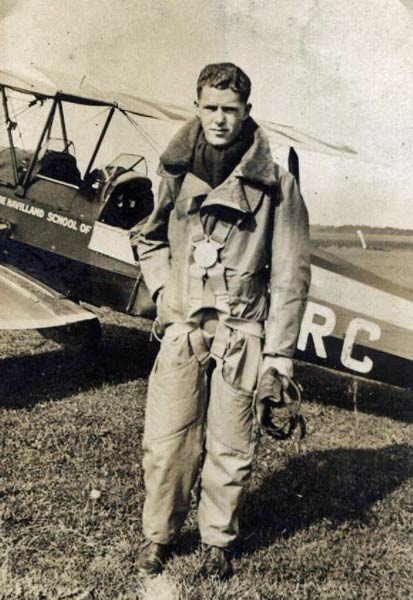 Sgt. Jospeh Richard Kilner. DFC. One of THE FEW.   All I could do was dash frantically for the nearest bomb shelter. On emerging after the raid I found that the shelter bad been straddled by bombs but, much to my surprise, my aeroplane was still fit to fly.