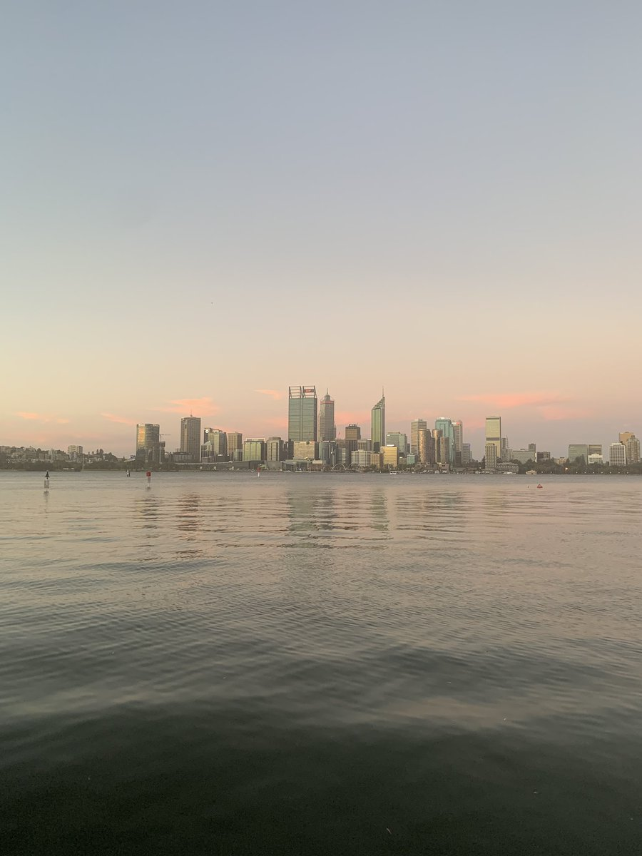 Amongst the mad world that we currently live in, very blessed to be living in this wonderful city ❤️ #perth #perthisok