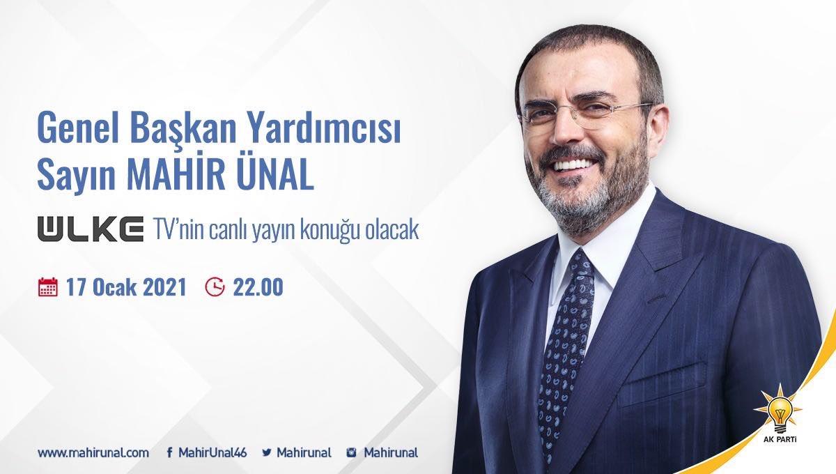 Bugün Ülke Tv'de Haftanın Raporu programında Dr. Murat Yılmaz'ın sunumu ile Kanal 7 Ankara Temsilcisi Mehmet Acet ve Prof. Dr. Mehmet Şahin'in konuğu olacağım. Siyasi tarihimizde millet iradesi ve vesayet mücadelesi ile bugünkü izlerini konuşacağız.Güzel bir pazar günü diliyorum. https://t.co/0eRmnb1n13