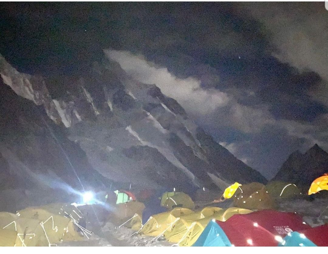 All 10 Nepali climbers scaled K2 in winter yesterday, have safely returned to base camp, all fine and in a good health, Dawa updated.