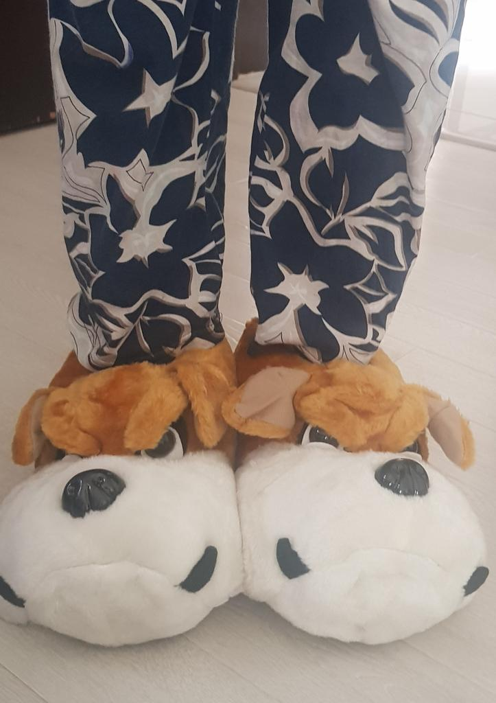 I love these... they send out the right vibes and keep my feet so cozy #writerslife #pjs #mood