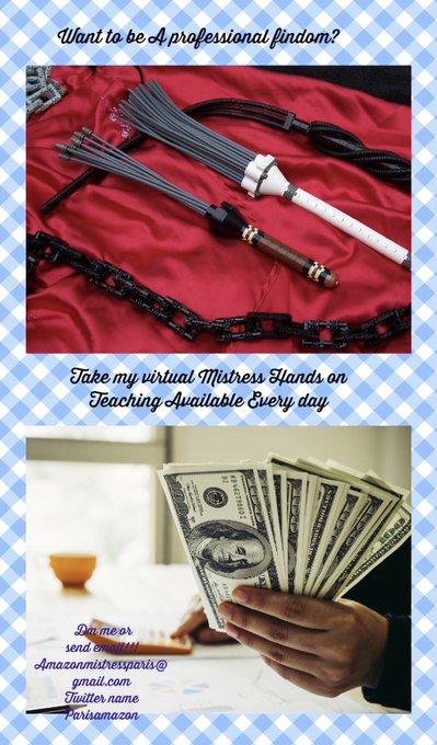 Book a Appt for Findom 101 By Mistress Paris!!! Findomme goddess Ebonydomme femdom Pro domme domantrix