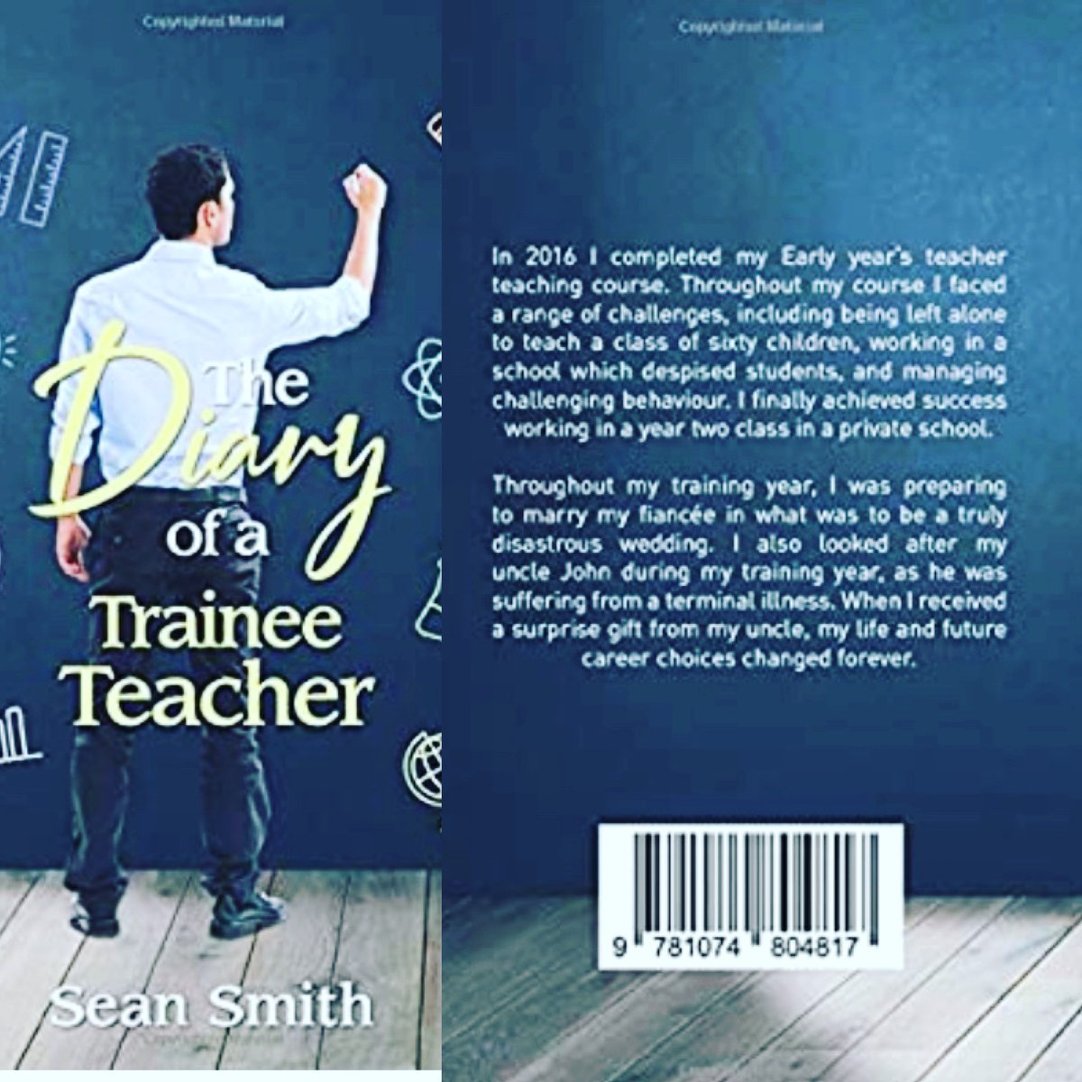 A #mustread #Teacher #PGCE #BookBoost #BookTwitter #edutwitter #homelearning #BookRecommendations      The diary of a trainee teacher by Sean Smith  via @AmazonUK