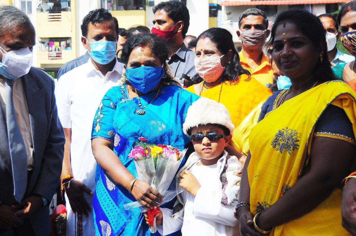 Bharat Ratna Dr.M.G.R 104th Birthday Celebration & #Pongal Celebration at Peerkankaranai Chennai. organised by Dr.M.G.R School, World Silambam Sports Association, Lions club of Chennai M.P.Manivannan & United Sports organisation of Private Schools.