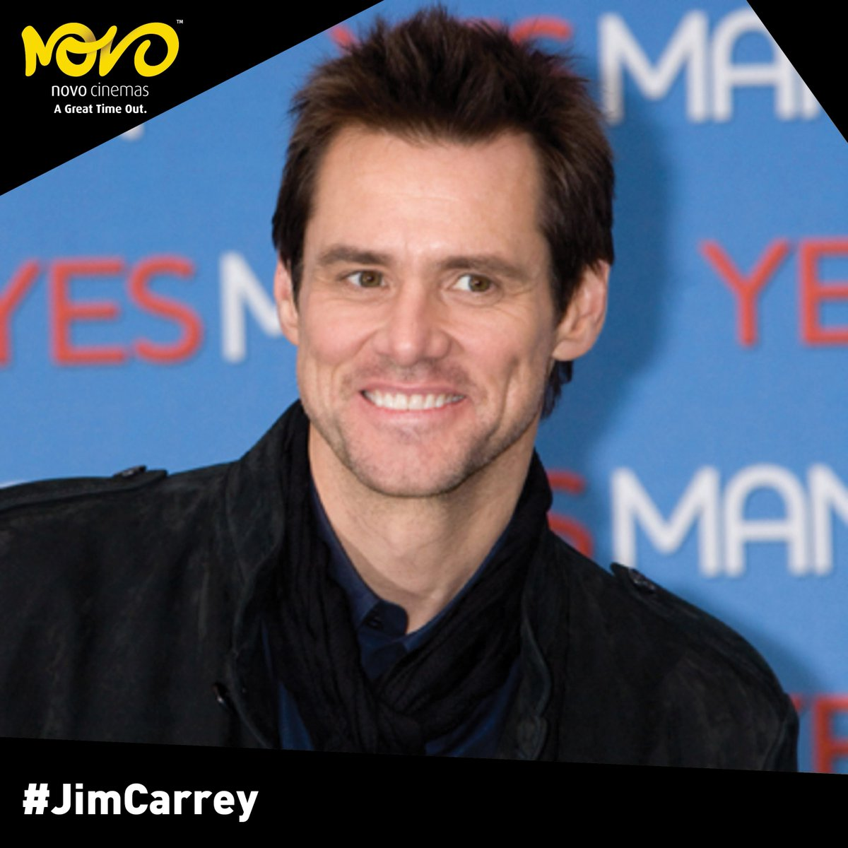 Jim Carrey turns 59 today 🎂🎊🎉. The legendary actor is known for his exceptional characters in the blockbuster movies The Mask, Dumb and Dumber and Bruce Almighty to name a few.    Which is your favorite of his films?   #NovoCinemas #JimCarrey #HBD #Cinema  #AGreatTimeOut
