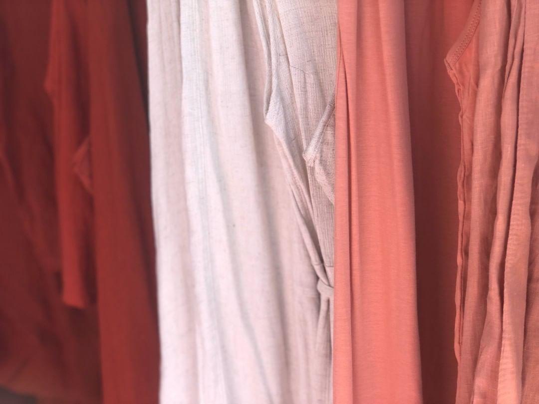 What sustainable fabrics are your favourites?  #fremantle #perthisok #sustainable #ecofriendly #sustainability #zerowaste #sustainablefashion