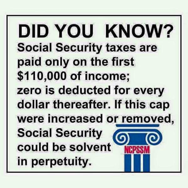 Replying to @jilevin: Did you know this about Social Security?