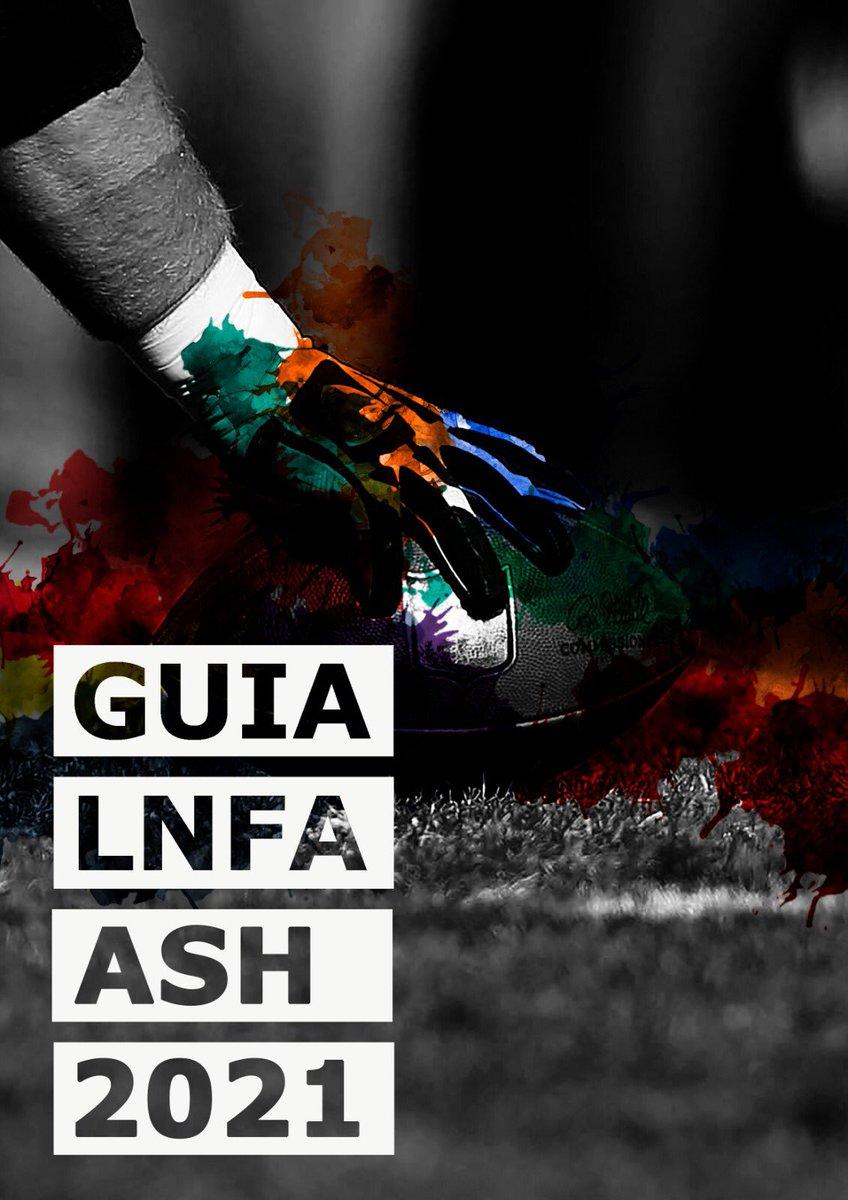 🗓 Más de 100 días 🏈 Más de 500 jugadores 🎙 Más de 15 horas de entrevista 💻 Más de 400 horas de edición 😂 Y algún que otro desastre después...  💥¡¡¡YA ESTÁ AQUÍ LA #GUÍALNFAASH 2021!!!💥  ¡¡Con TODOS los clubs de Serie A y Serie B de @FEFA_Spain!!