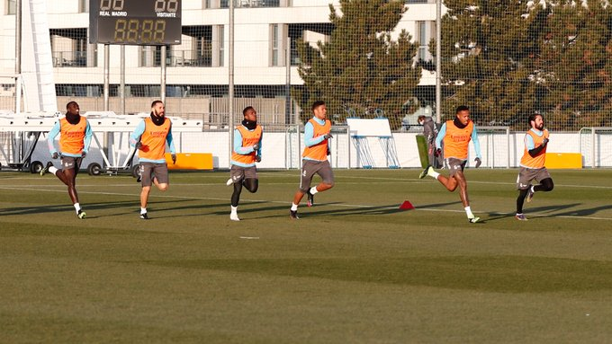 💪⚽️We'll return to training at #RMCity at 4pm CET today as we start preparations for our first #RMCopa match of the season. 🆚@CD_Alcoyano #HalaMadrid