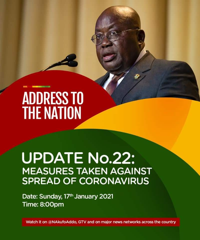 I'm so sure Nana Addo will address the nation on the next step to take as Ghana Health Service is ready to receive COVID-19 vaccines from World Health Organisation (WHO).  #WHO #Ghana #ghanahasdecide #COVID19 #COVID19Vaccination #CoronaVaccine  #CovidVaccine
