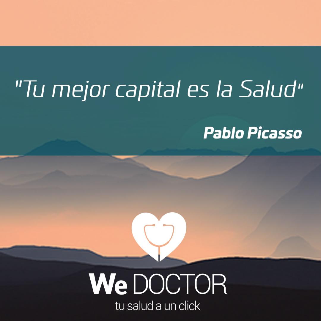 """""""Tu mejor capital es la Salud"""" ✨💙 #felizfinde #felizdomingo"""