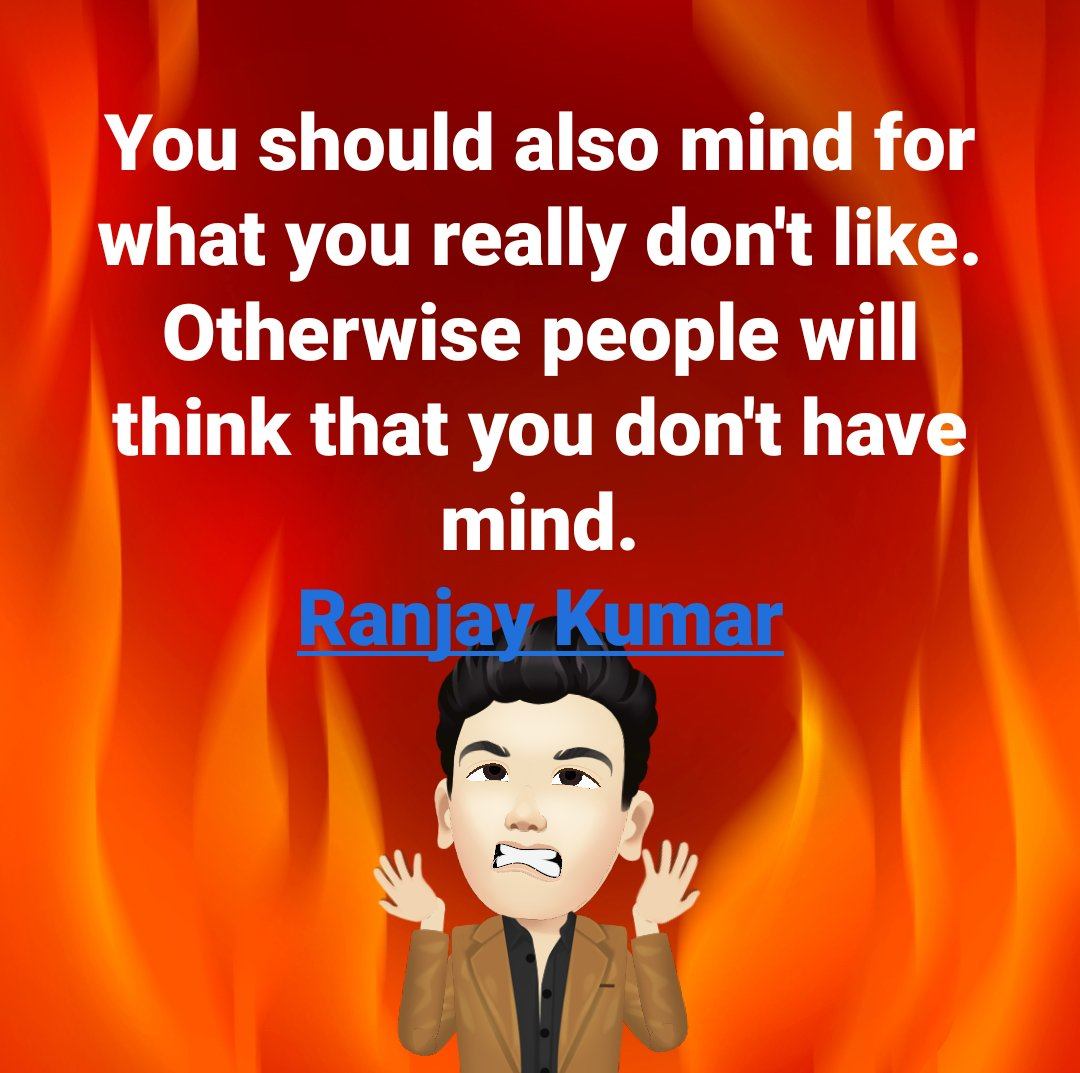 #thinkingpattern #happyhour #goodlife #believeinyourself #believe #mindset #mindfulness #mindovermatter #mindsetshift #MindIt #successmantra #authorranjaykumar #actorranjaykumar