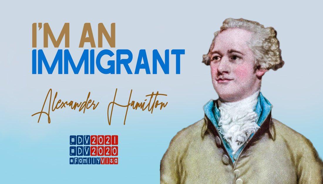 Immigrants are creative @JoeBiden @AILANational @ABlinken @AliMayorkas @sdooling @priscialva @tedhesson @jactioncenter @blesjm1 @FLOTUSBiden @SenKamalaHarris @SecondGentleman @Transition46 @BarackObama @RonaldKlain @KarenTumlin @tyler_t_moran #DV2021  #DV2020 #FamilyVisa