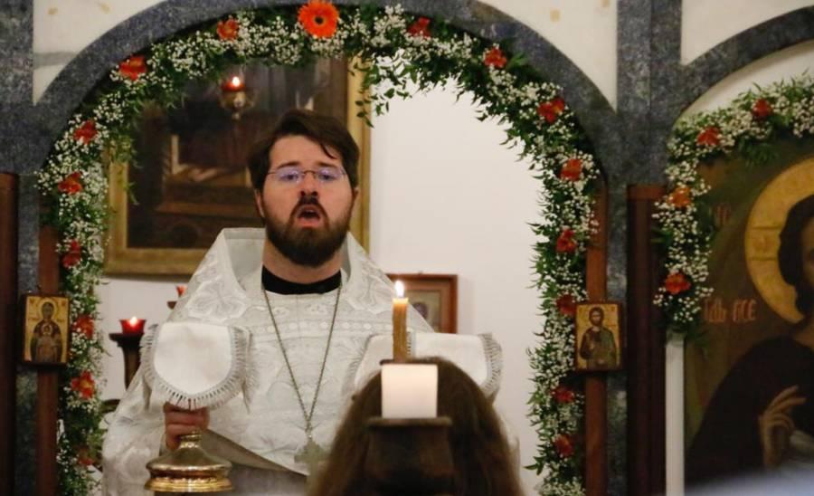 Рождество Христово на приходе РПЦ в Рио де Жанейро https://t.co/ZG8tXC4cNP https://t.co/2zEXVdYS25