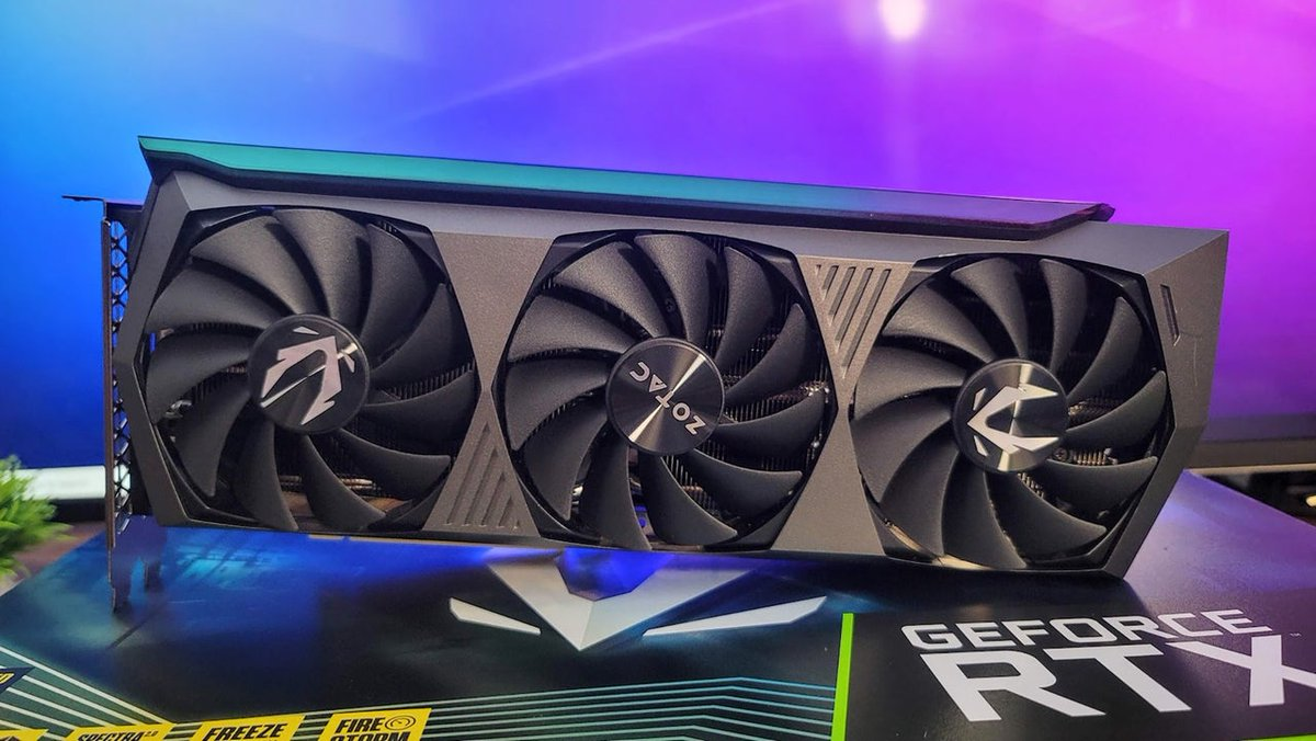 The Zotac Gaming RTX 3080 Amp Holo GPU looks great, but heat and noise make its high price point tough to swallow. Our review: