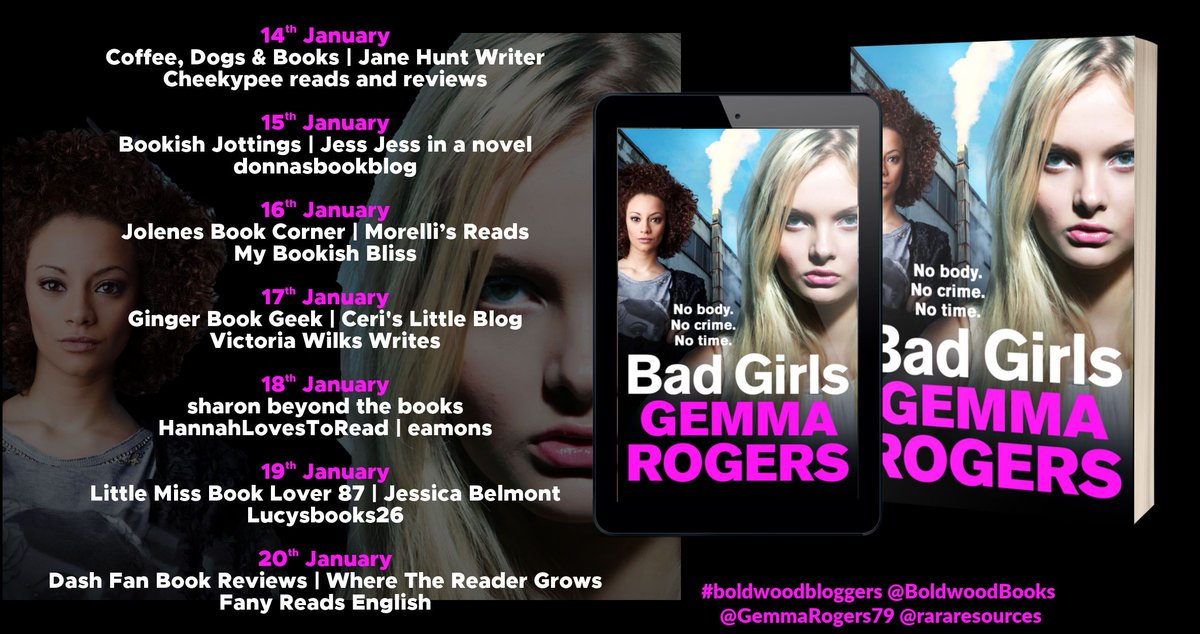 Today on the Bad Girls by @GemmaRogers79 blog tour we have @Ginger_bookgeek, @iheartbooks1991 & @victoria_wilks1. Thanks so much for taking part! 💐💛  Bad Girls is available now ➡️    @rararesources @GemmaRogers79 #boldwoodbloggers