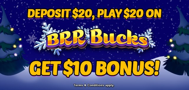 It's BRR #TUESDAY with the @PALottery #online! Deposit $20, Play $20 on BRR Bucks, Get $10 Bonus #Money! Sign up with the #Pennsylvania #Lottery  & opt-in today! New customers get up to a $500 1st Deposit Match! #lotto #tuesdayvibe #PA #igaming #PALottery