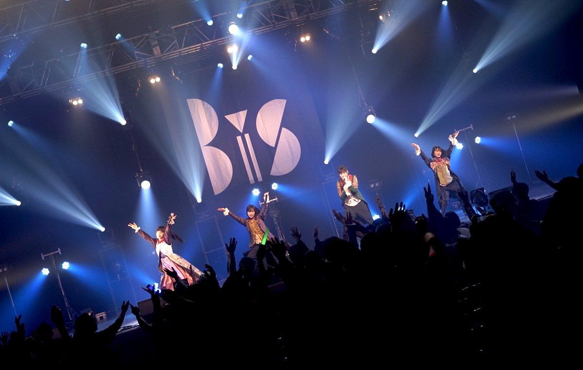 RT @storywriter_inc: 【LIVE REPORT】BiS、2021年初ツアーの幕開け 仙台公演「今日しかない感情と声で歌います」...