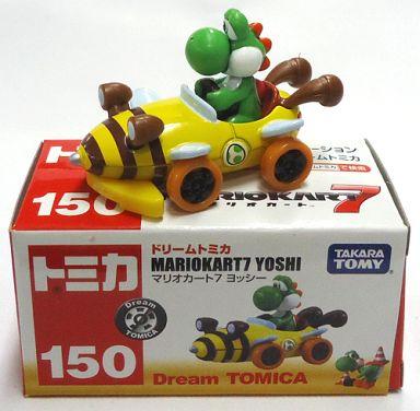 test ツイッターメディア - マリオカート流行ってるみたいですね!  「No.150 ヨッシー(マリオカート7) 「ドリームトミカ」」(https://t.co/SJHjPPtbjK)  マリオカート×トミカ。スマホでやるより、こっちのほうが小さい子は喜ぶでしょそりゃあ。  #マリオカート #マリオカートツアー #任天堂 https://t.co/D329nM5GL2