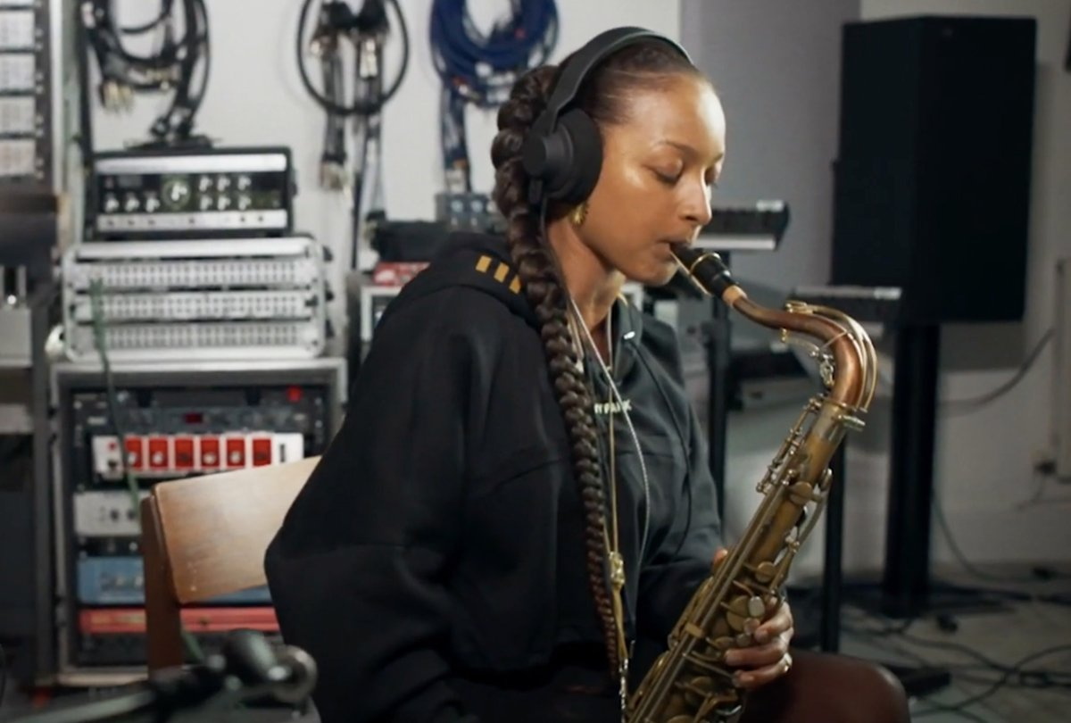 Saxophonist and composer Nubya Garcia explores her creative process in new film https://t.co/mCkOCk0nlK https://t.co/SOwkeF4nKR