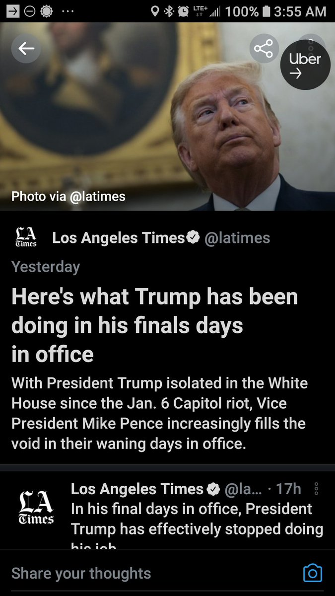 """finals days""?  Isn't it quarter -finals? Y'know, to determine Ultimate Two-Bit #Strongman  #sorry  Myeah, why do I get a #premonition #Trump will issue ZERO #pardons?--unless he's allowed to pardon himself. A #paranoid #tantrum is definitely his style. 🙄 #AmericaOrTrump #uspoli"
