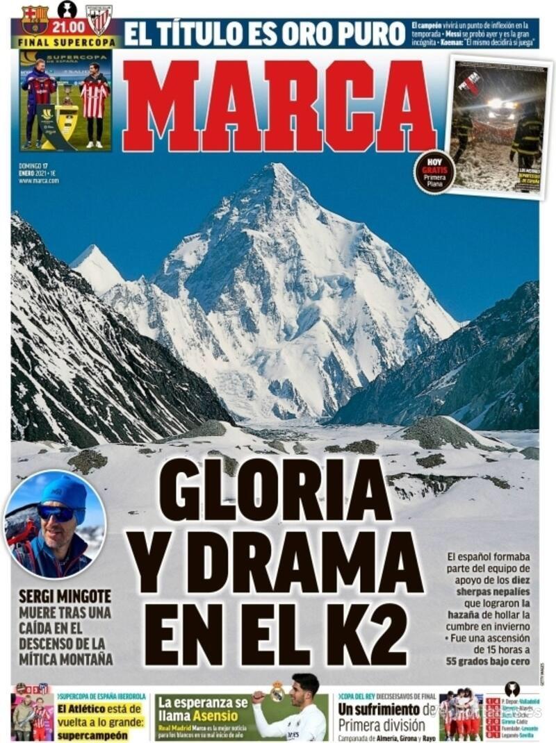 #FelizFinde #FelizDomingo Portadas de la prensa deportiva española  #LaSilenciosaCat