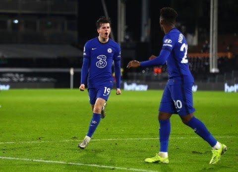 Mason Mount says he's delighted to have found the net in Chelsea's last two matches against Morecambe and Fulham and has revealed how he told Mateo Kovacic to drop back and give him protection just moments before his crucial goal at Craven Cottage.