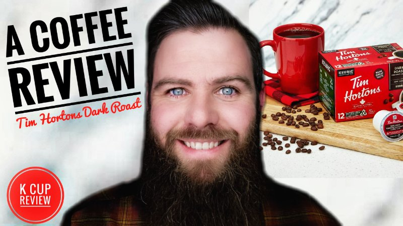 A Coffee Review ☕ Tim Hortons Dark Roast (Kcup) 👍 😁 #coffee #breakfast #foodie #free #coffeebreak #sundayvibes #SundayMorning #timhortons #kcups #siptest #YouTuber #video #YouTube #blackcoffee #coffeereview #coffeereviews #reviews #review #unboxing