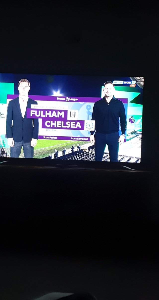 Finally getting around to the watch the @ChelseaFC match on demand from @OptusSport. Been avoiding spoilers so here we go, come on blues! #CFC #FULCHE  #BlueIsTheColour