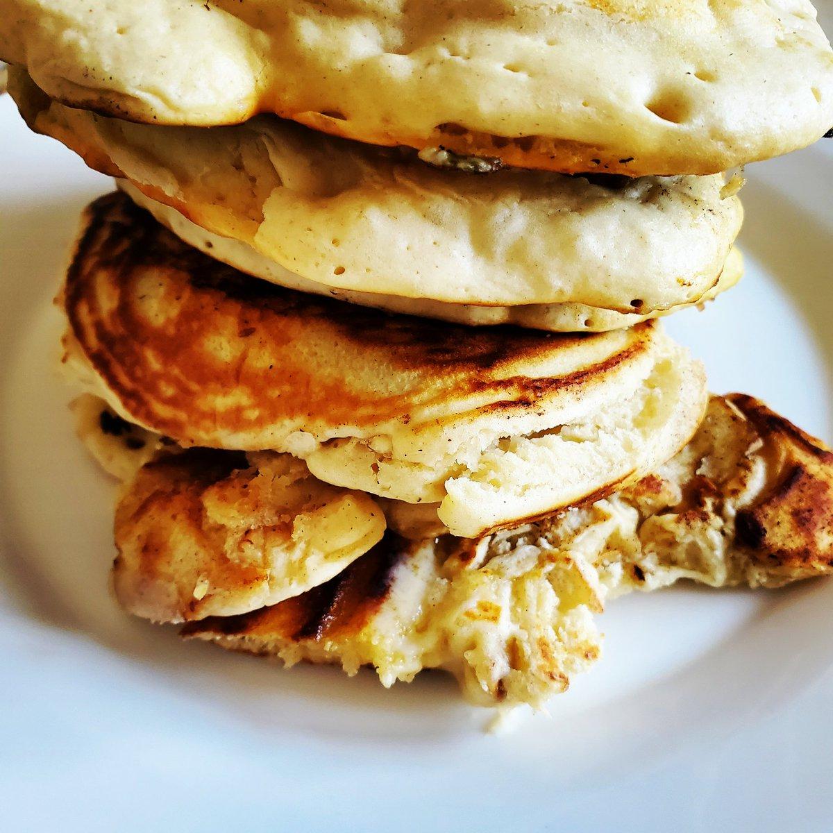 #SundayBrunch #SundayMorning #pancakes