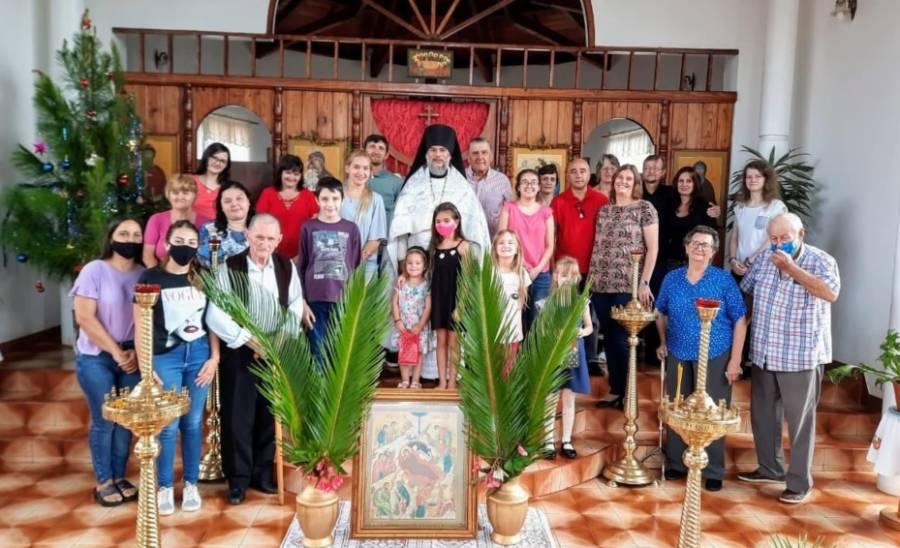Рождество Христово на приходах РПЦ аргентинской провинции Мисьонес https://t.co/sMPmmjaSOK https://t.co/MVz91nxDOn
