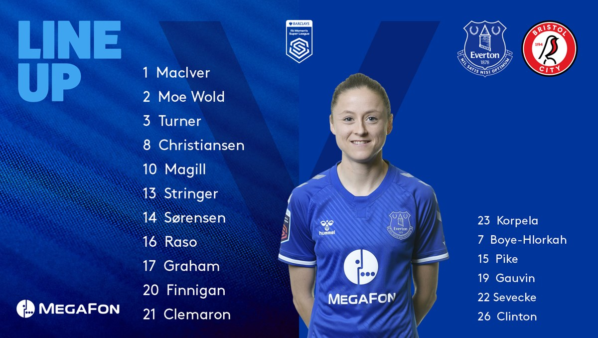 ⚠️ TEAM NEWS! ⚠️  Our first XI of the new year...  #COYB 🔵