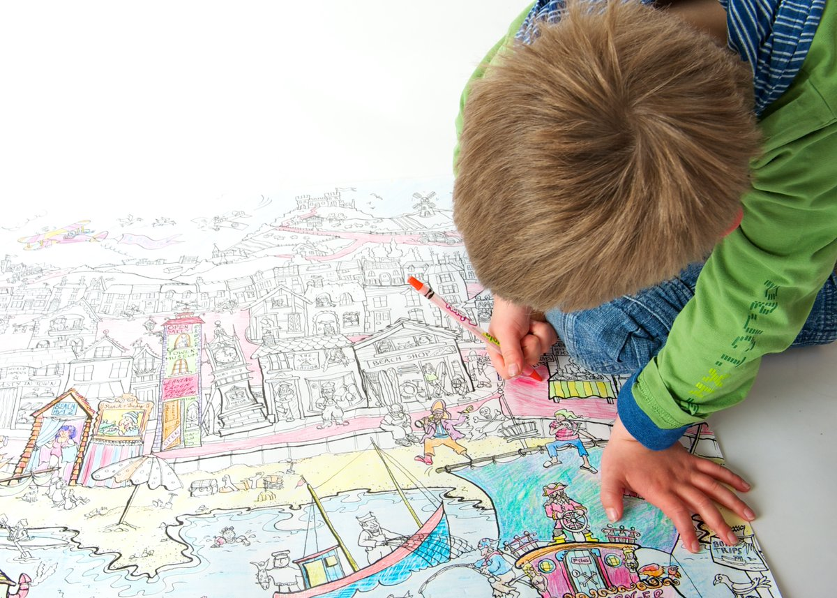 For #Sundaymotivation we're offering 20% off our GIANT colouring in posters to keep you busy – use code 20%off for a discount!  #sundaythoughts #sundaymorning #sundaywisdom #sundayfeeling #sundayvibes #SundayBrunch