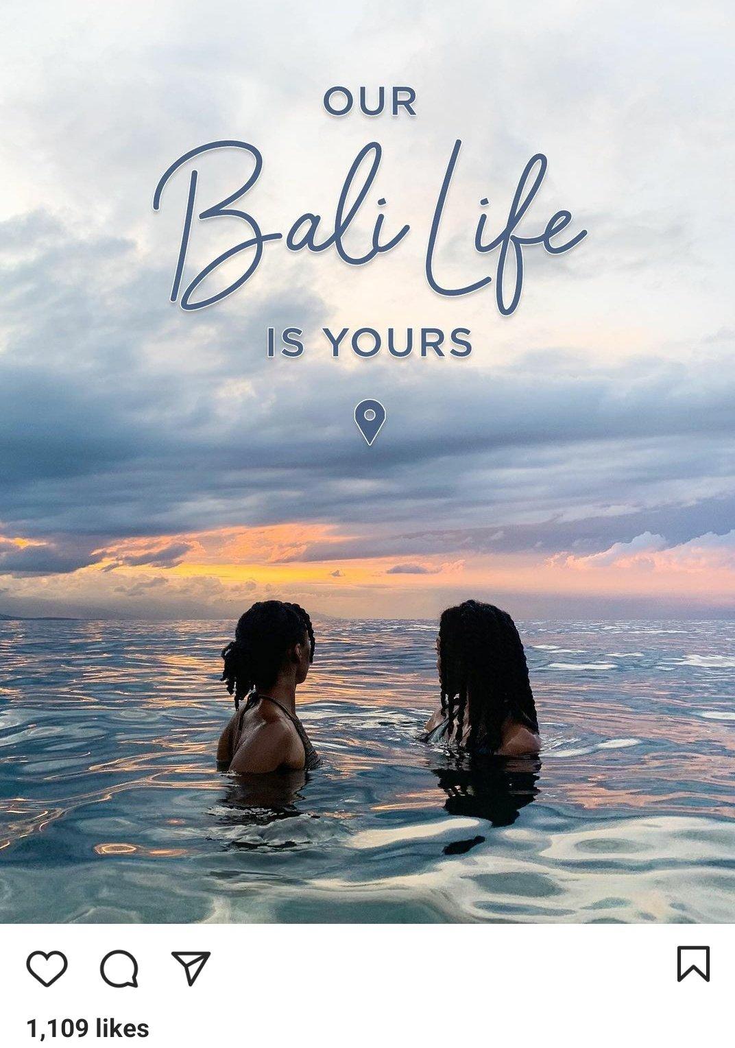 E-book Kristen Gray, mengajak warga asing lain pindah ke Bali.