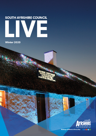 The latest edition of SAC Live is out now! You can read the magazine here: beta.south-ayrshire.gov.uk/south-ayrshire…