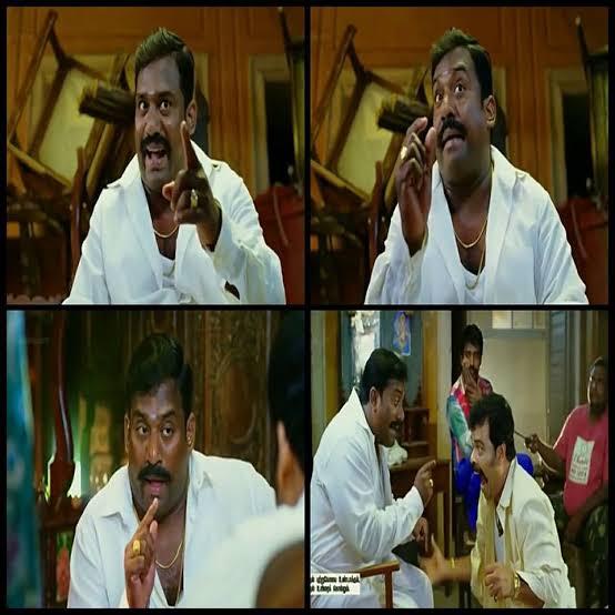 ராக்கி இந்தவாட்டியும் கருடனை கொன்னுடான் #KGFChapter1 #Kgf #Colorstamil