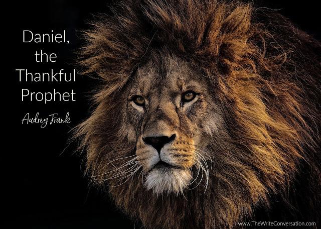 Daniel, the Thankful Prophet by Audrey Frank (@AudreyCFrank) on @EdieMelson https://t.co/5jqictGskn #Faith #writing #prayer https://t.co/PGUbFdssfv