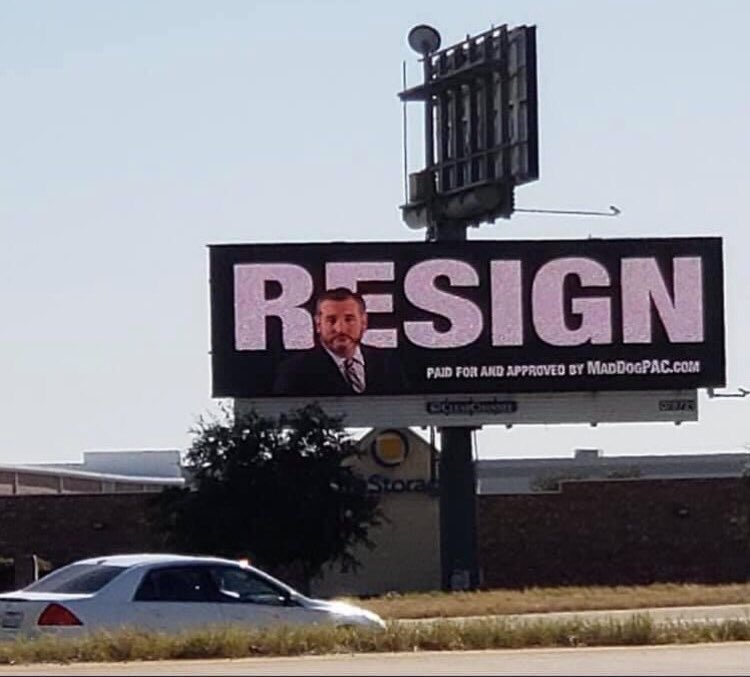 @tedcruz Texas has a message for you. #ExpelSeditionists