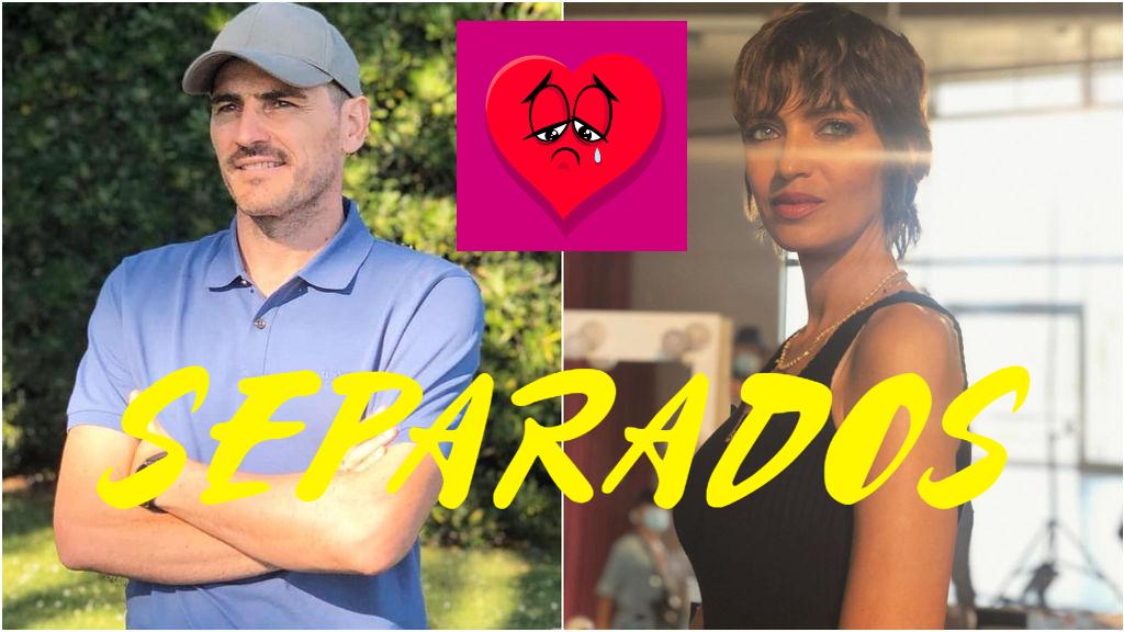 """IKER CASILLAS Y SARA CARBONERO """"SEPARACIÓN""""  #IkerCasillas #SaraCarbonero #IkerYSara #Noticias #RealMadrid"""