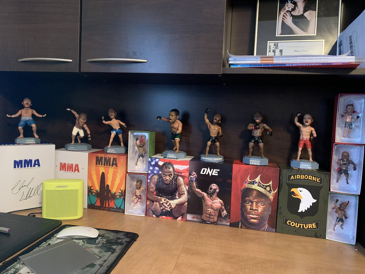@MattMoore7 @MMABobblehead @MightyMouse @ONEChampionship They are amazing! https://t.co/V2zzGPvxtB