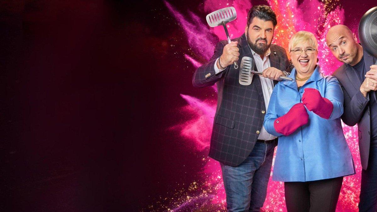 17-01-2021 21:30 #TV8 Family Food Fight -  #Show #Intrattenimento #StaseraInTV https://t.co/36Cvg6fRM4 https://t.co/vETWp5xl59