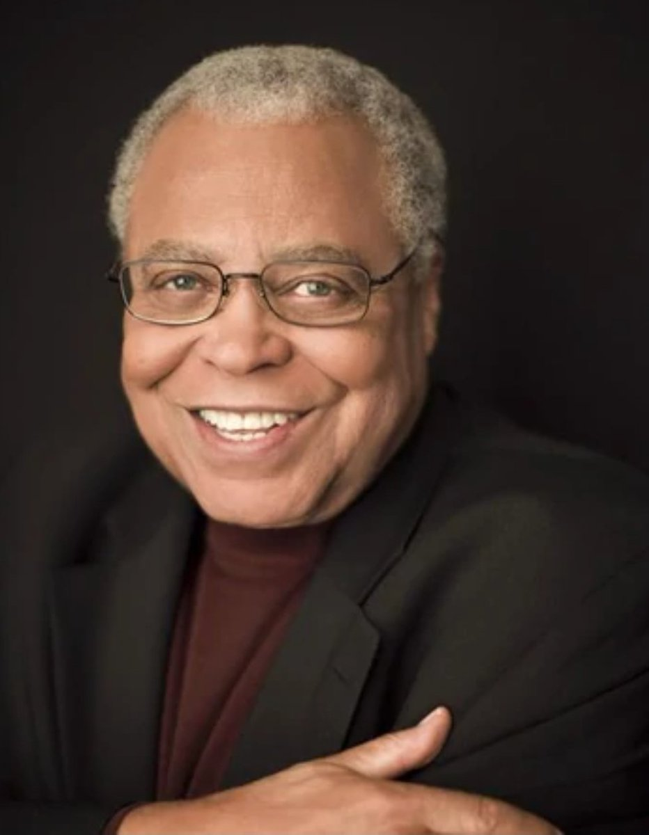 """""""Once you begin to explain or excuse all events on racial grounds, you begin to indulge in the perilous mythology of race"""" -James Earl Jones. Happy Worthday @jamesearljones #DayofGiants"""