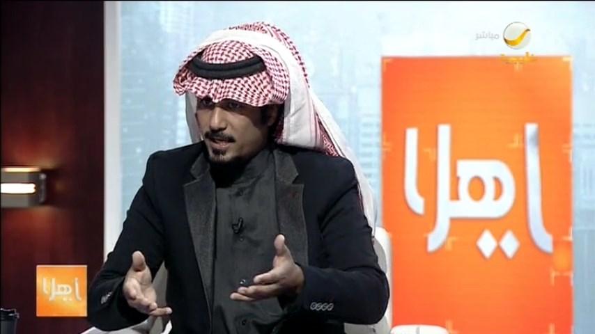 """عبيد العوني -مهتم بالبيئة:  وجدت استجابة سريعة وفورية من """"الأمن البيئي"""" بعد مناشدة لإنقاذ """"شجرة مُعمرة""""  @SFES_KSA #برنامج_ياهلا #روتانا_خليجية"""